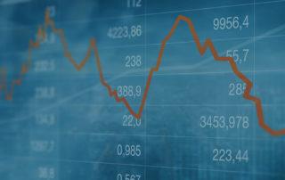 Börse und Aktienkurs
