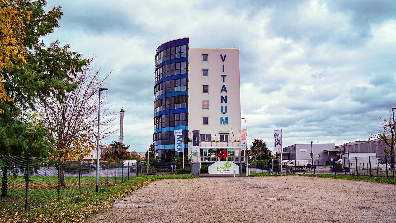 Case Study - Ärztehaus VITANUM