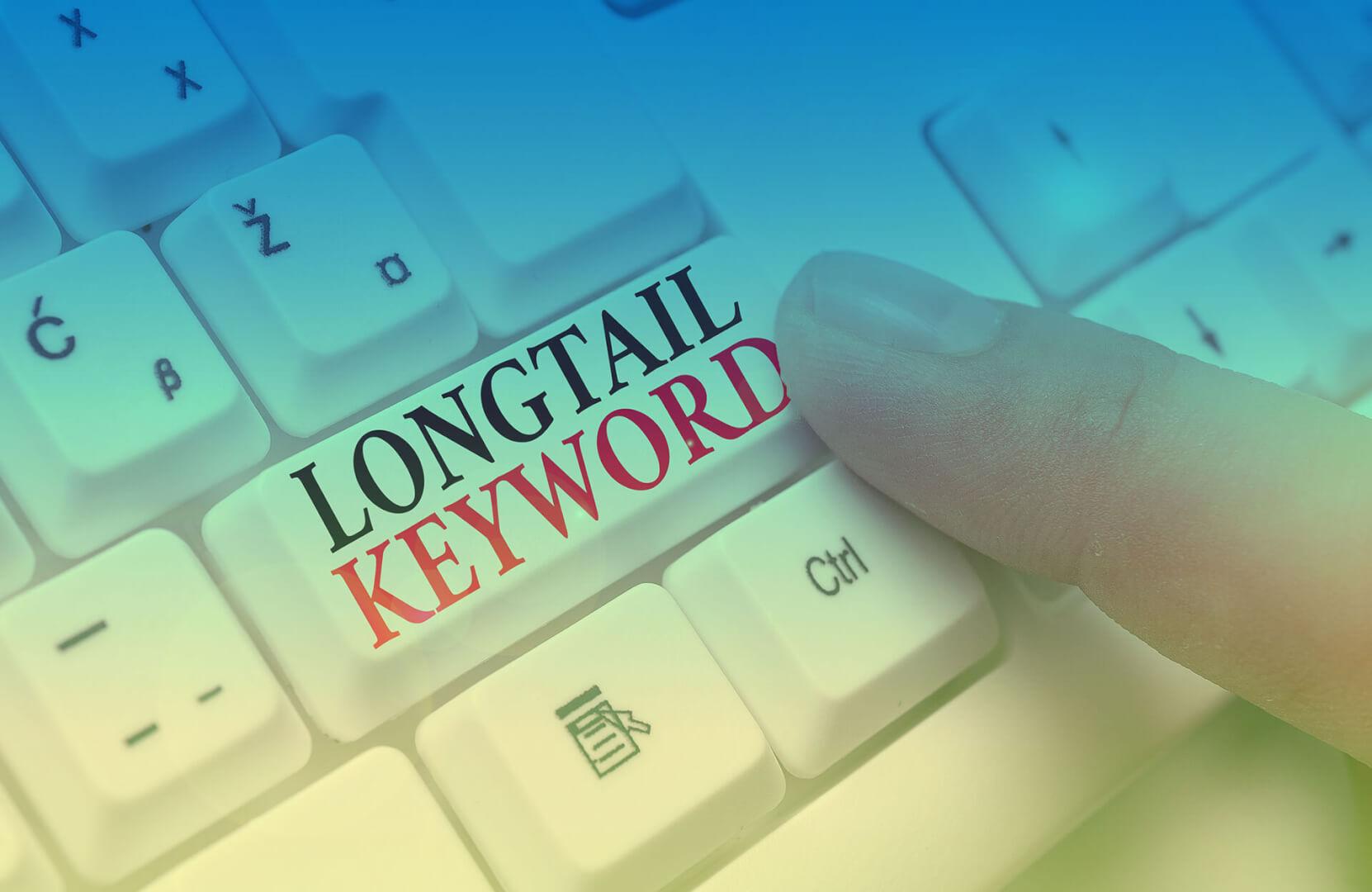 Ergänze Dein Keyword-Set mit Longtail-Keywords