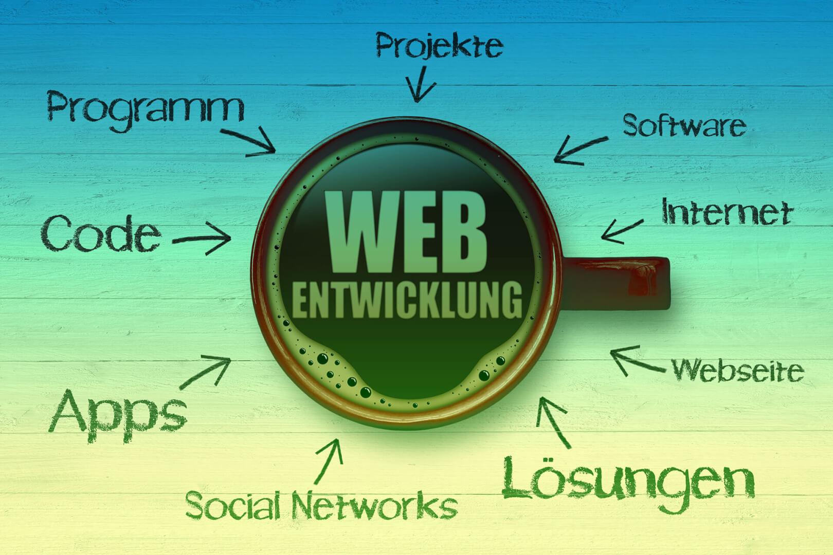 Wichtige Faktoren der Web-Entwicklung