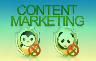 Google Updates ebnen den Siegeszug des Content Marketings