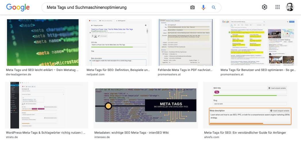 Suchmaschinenoptimierung (SEO) und Rankingfaktoren